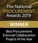 Best Procurement External Collaboration Project of the Year