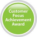 Customer Focus Achievement Award