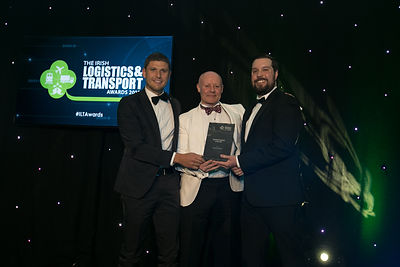 Fastway Couriers - Irish Logistics & Transport Awards 2018