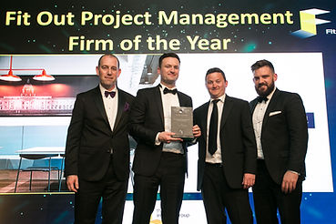 Turner & Townsend- Fit Out Awards 2017 winner