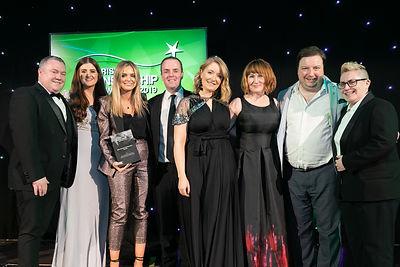 Aviva Ireland & BeLonG to Youth - 2019 Irish Sponsorship Awards winner
