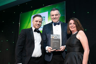 Techrete - The Green Awards 2020 winners