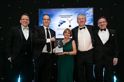 Aero Inspection - Aviation Industry Awards 2019 winner
