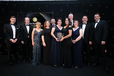 Coillte - 2019 The National Procurement Awards winner