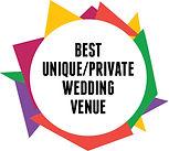 Best Unique / Private Wedding Venue