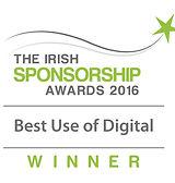 Best Use of Digital 2016 winner logo