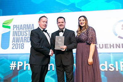 Alexion College Park - Pharma Industry Awards 2018 winners