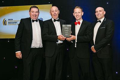 Roadbridge - Irish Construction Awards 2018 winners