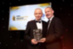 Eamon Booth, Construction Industry Leader 2019 recipient - Irish Construction Awards 2019