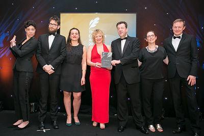 Alliance Française Dublin - The Education Awards 2018 winners
