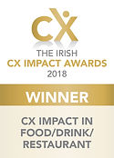 CX Impact in Food/Drink/Restaurant