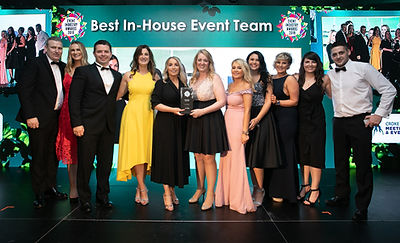 Aviva Stadium - 2019 Event Industry Awards winner