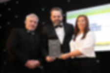 Ryans Cleaning - Facilities Management Awards 2019 winner