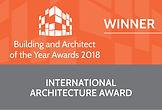 International Architecture Award