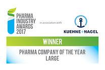 Pharma Company of the Year - Large