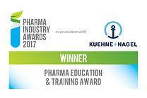 Pharma Education & Training Award