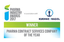 Pharma Contract Services Company of the Year