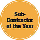 Sub-Contractor of the Year
