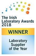 Laboratory Supplier of the Year 2018