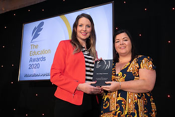 J.E. Cairnes School of Business & Economics, NUI Galway - The Education Awards 2020 winners