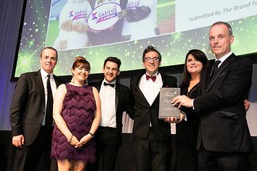 Seachtain na Gaeilge le Energia - Irish Sponsorship Awards 2018 winners