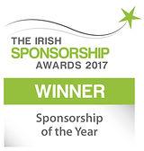 Sponsorship of the Year winner logo