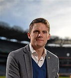 Tomás Quinn - Commercial and Marketing Manager,  Dublin GAA