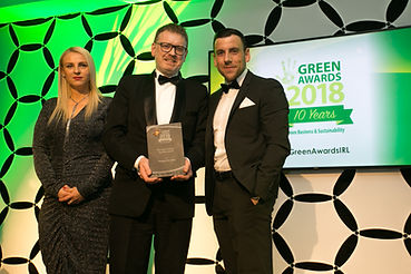 17. The Green Energy Provider Award 2018