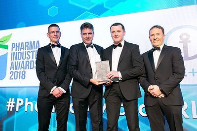 MSD Ballydine - Pharma Industry Awards 2018 winners