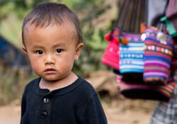 Thailand Hill Tribe Boy