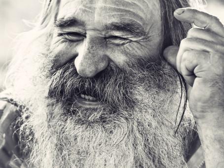 Old, Old, Old Man