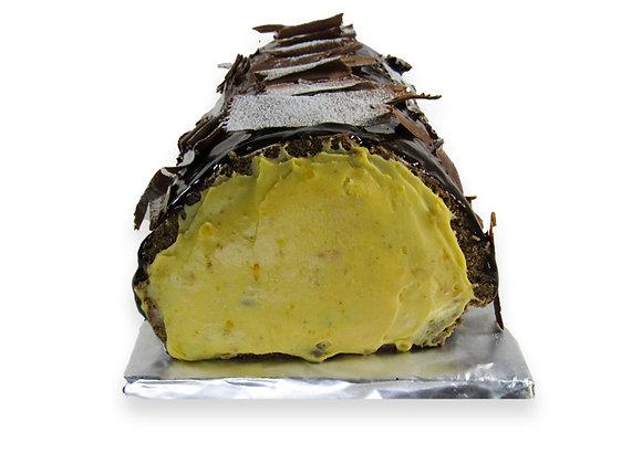 Pionono de Lúcuma y Chocolate
