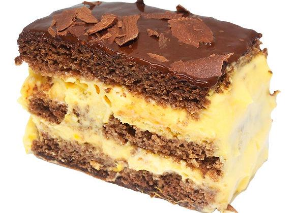 Soufle de Chocolate y Lucuma