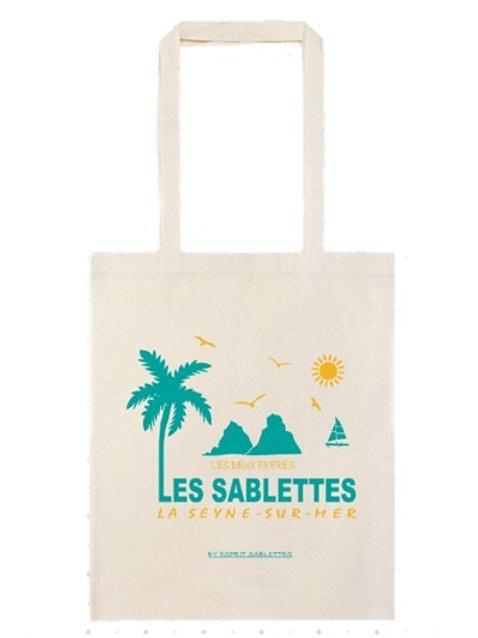 Tote Bag Les Sablettes