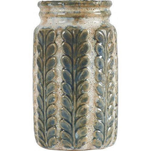 Vase fougère