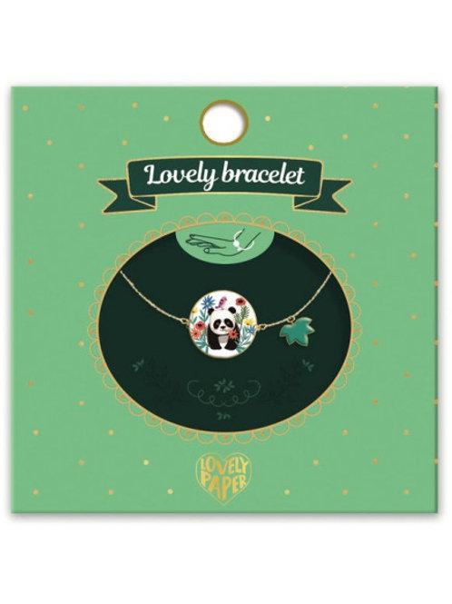 Lovely bracelet - Panda