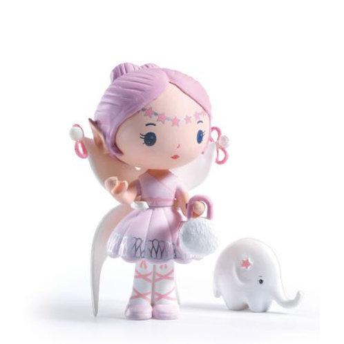 Figurine TINYLY - Elfe et Boléro