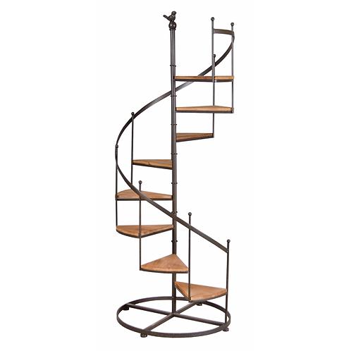 Etagère escalier