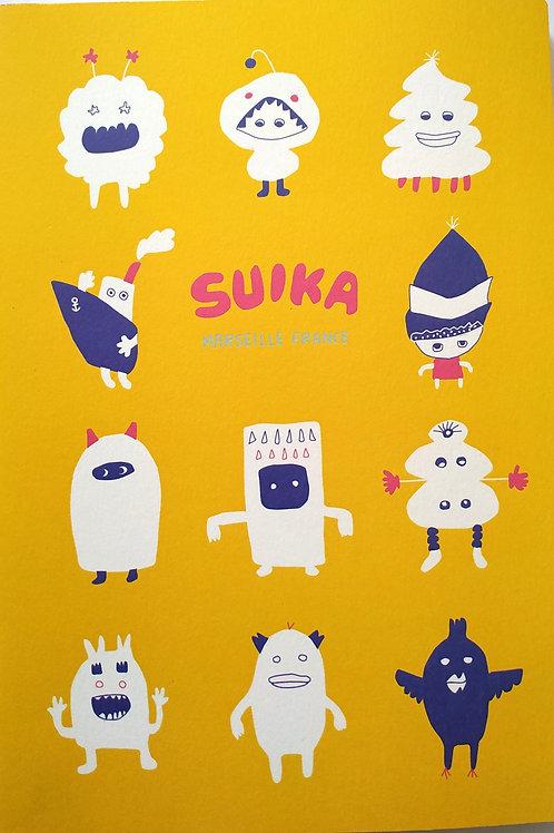CAHIER Suika