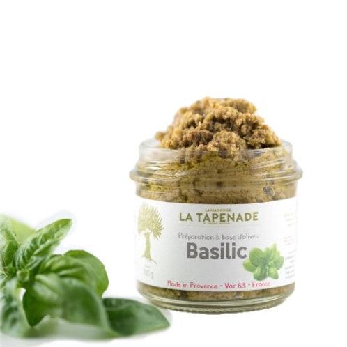 BASILIC Préparation à base d'olives