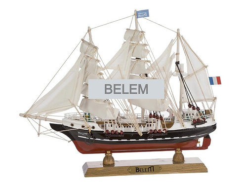 Maquette Le BELEM