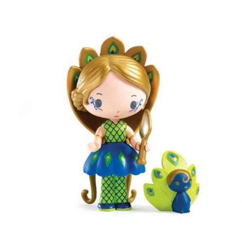 Figurine  TINYLY -Paloma et Pôgo