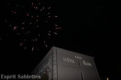 Inauguration du Grand Hôtel