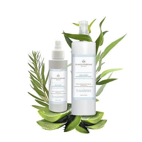 lotion hydroalcoolique 100% naturelle