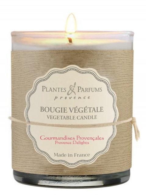 BOUGIE VÉGÉTALE Gourmandises Provençales