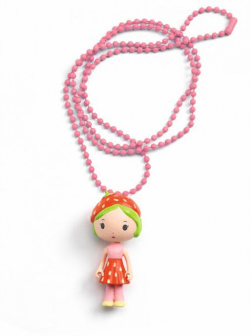 Pendentif charms TINYLY - Berry