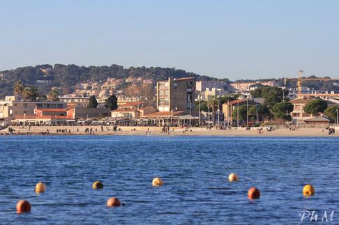 Le Provence Plage - Les Sablettes