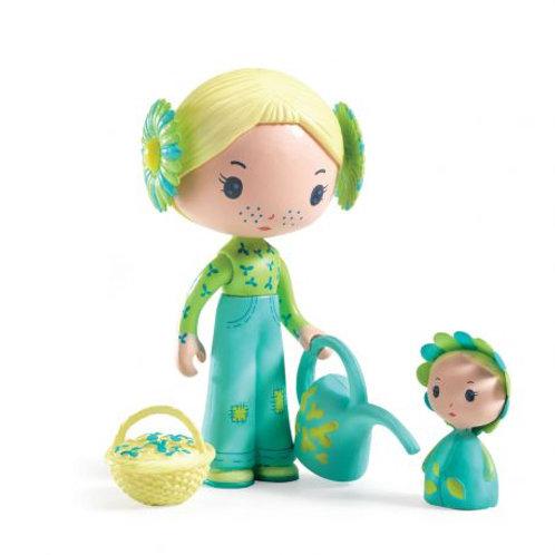 Figurine  TINYLY - Flore et Bloom