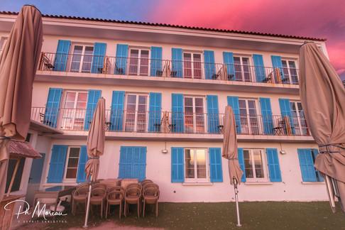 L'Hôtel GEORGE SAND (ex LAMY)