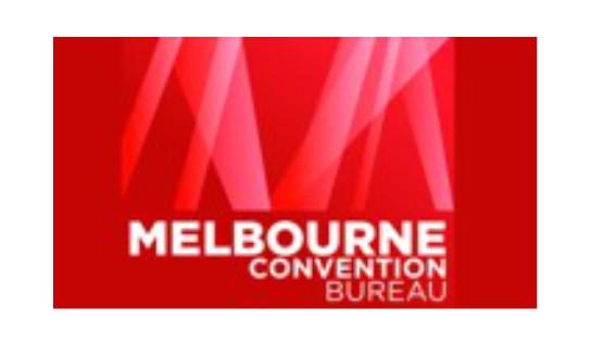 Melbourne Convention Bureau white border